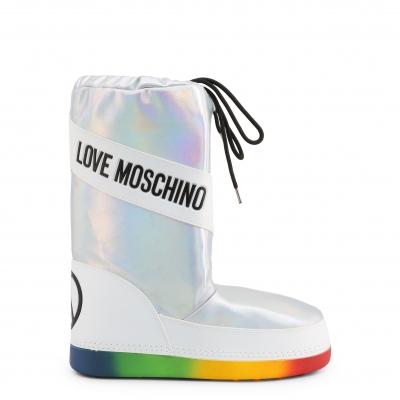 Cizme Love Moschino JA24012G1BIX Gri