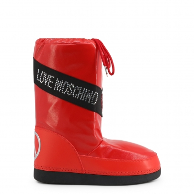 Cizme Love Moschino JA24022G1BIW Rosu