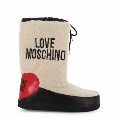 Cizme Love Moschino JA24162G08JX Alb