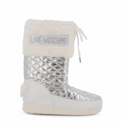 Cizme Love Moschino JA24192G08JV Alb
