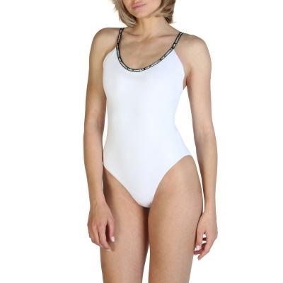 Costume de baie Karl Lagerfeld KL21WOP01 Alb