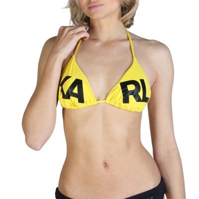 Costume de baie Karl Lagerfeld KL21WTP05 Galben