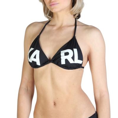 Costume de baie Karl Lagerfeld KL21WTP05 Negru