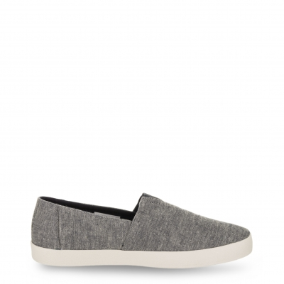 Espadrile Toms CHAMBRAY-BF_10011000 Gri