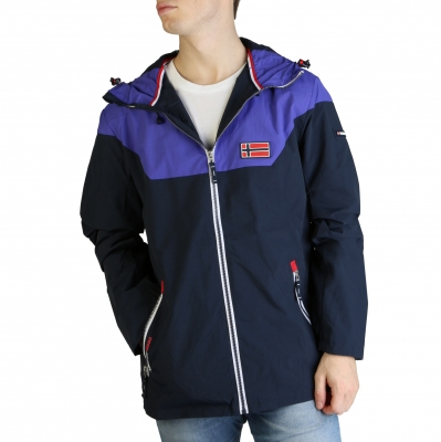 Geci Geographical Norway Afond_man Albastru