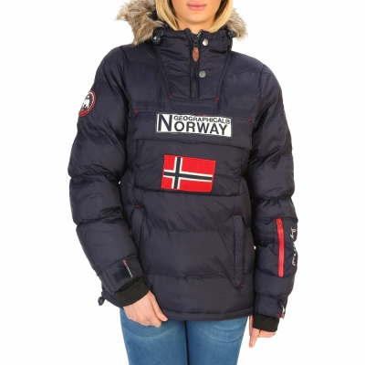 Geci Geographical Norway Anson_woman Albastru