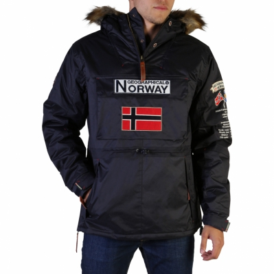 Geci Geographical Norway Barman_man Albastru