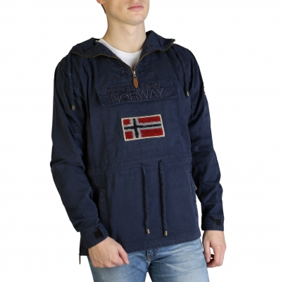 Geci Geographical Norway Chomer_man Albastru