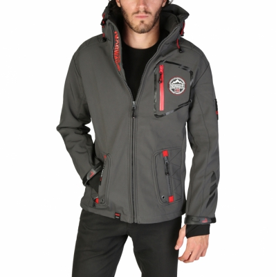 Geci Geographical Norway Tacebook_man Gri