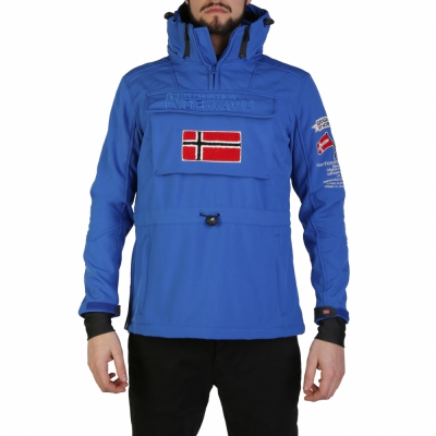 Geci Geographical Norway Target_man Albastru