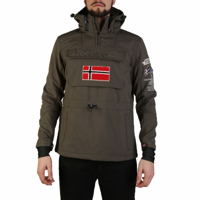 Geci Geographical Norway Target_man Verde
