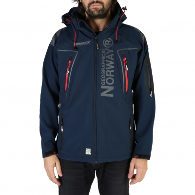 Geci Geographical Norway Techno_man Albastru