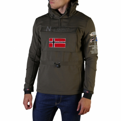 Geci Geographical Norway Terreaux_man Verde