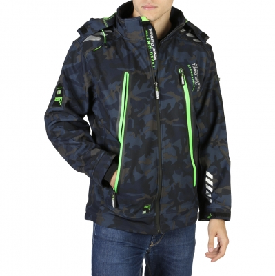 Geci Geographical Norway Torry_man_camo Albastru