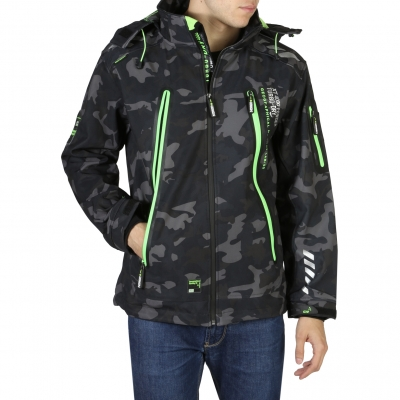 Geci Geographical Norway Torry_man_camo Negru