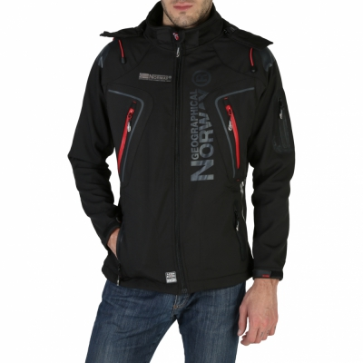 Geci Geographical Norway Turbo_man Negru