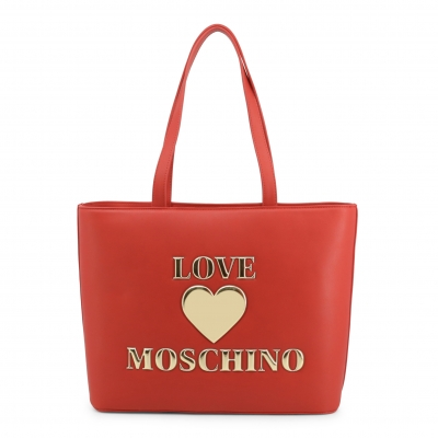 Genti casual Love Moschino JC4030PP1BLE Rosu