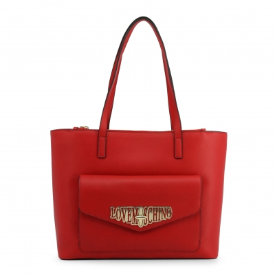 Genti casual Love Moschino JC4053PP18LF Rosu