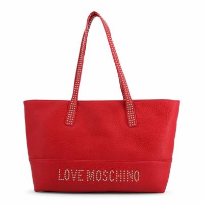 Genti casual Love Moschino JC4063PP16LS Rosu