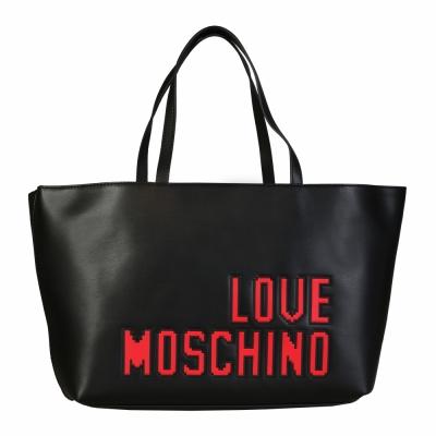 Genti casual Love Moschino JC4067PP15LH Negru