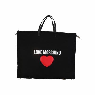 Genti casual Love Moschino JC4139PP15L3 Negru