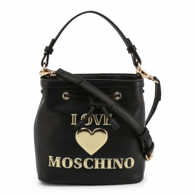 Genti de mana Love Moschino JC4058PP1CLF0 Negru