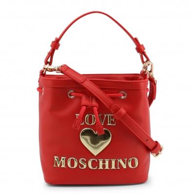 Genti de mana Love Moschino JC4058PP1CLF0 Rosu