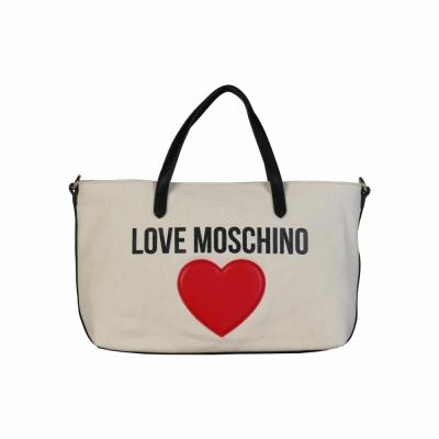 Genti de mana Love Moschino JC4137PP15L3 Alb