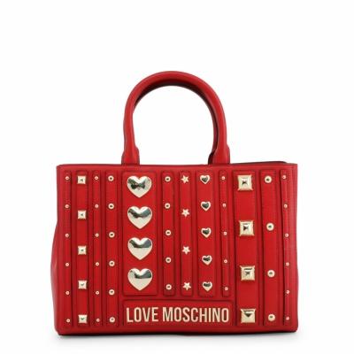 Genti de mana Love Moschino JC4238PP08KF Rosu