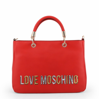 Genti de mana Love Moschino JC4259PP07KI Rosu