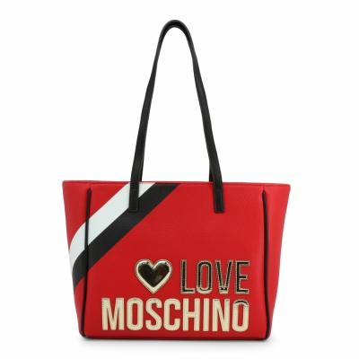 Genti Love Moschino JC4288PP0AKP Rosu