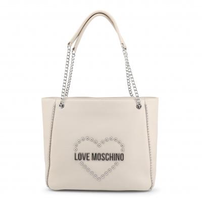 Genti Love Moschino JC4293PP0BKQ Alb