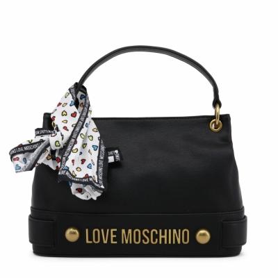 Genti Love Moschino JC4346PP05K6 Negru