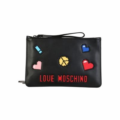 Genti plic Love Moschino JC4071PP15LH Negru