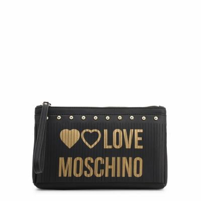 Genti plic Love Moschino JC4102PP18LS Negru