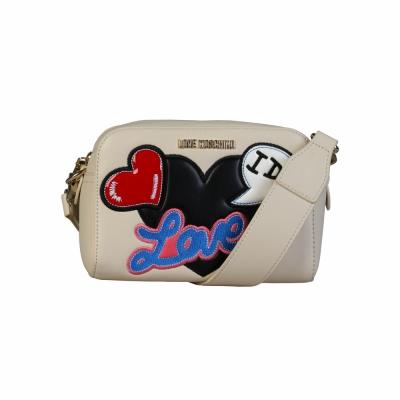 Genti plic Love Moschino JC4111PP15LT Alb