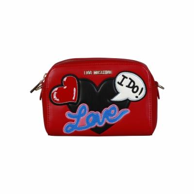 Genti plic Love Moschino JC4111PP15LT Rosu