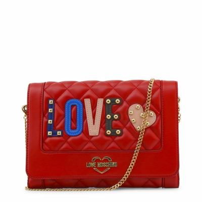 Genti plic Love Moschino JC4226PP06KC Rosu
