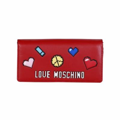 Genti plic Love Moschino JC5522PP15LH Rosu