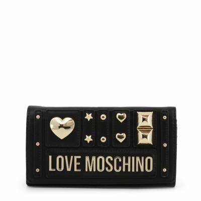 Genti plic Love Moschino JC5638PP08KF Negru