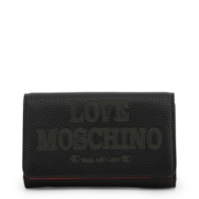 Genti plic Love Moschino JC5646PP08KN Negru