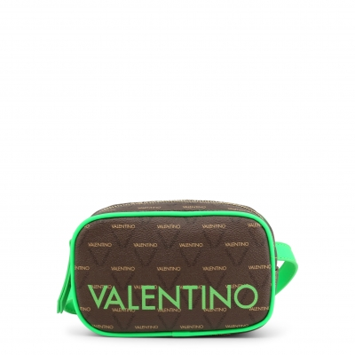 Genti plic Valentino By Mario Valentino LIUTOFLUO-VBS46820 Verde