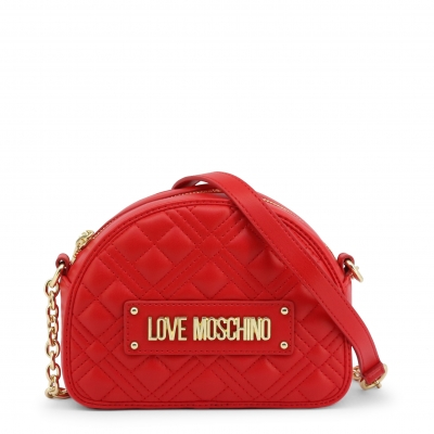 Genti postas Love Moschino JC4004PP1CLA0 Rosu