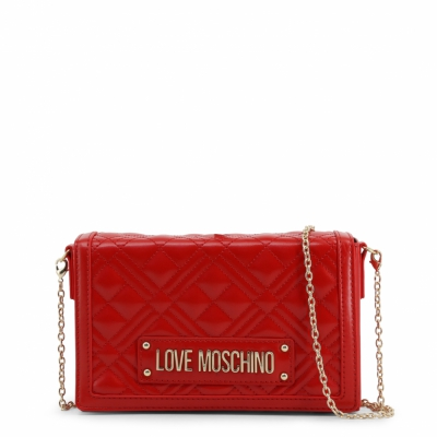 Genti postas Love Moschino JC4054PP1ALI Rosu