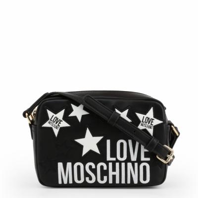 Genti postas Love Moschino JC4087PP1ALM Negru