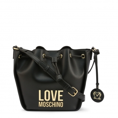 Genti postas Love Moschino JC4103PP1CLJ0 Negru