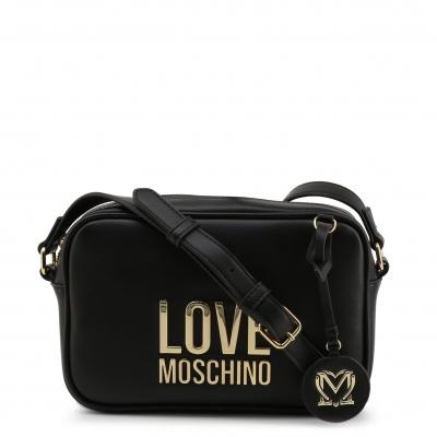 Genti postas Love Moschino JC4106PP1CLJ0 Negru