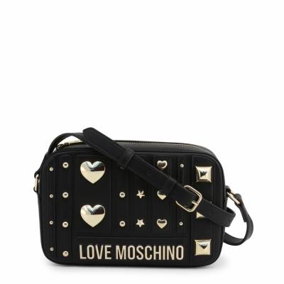 Genti postas Love Moschino JC4240PP08KF Negru