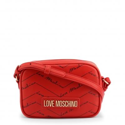 Genti postas Love Moschino JC4246PP0BKH Rosu