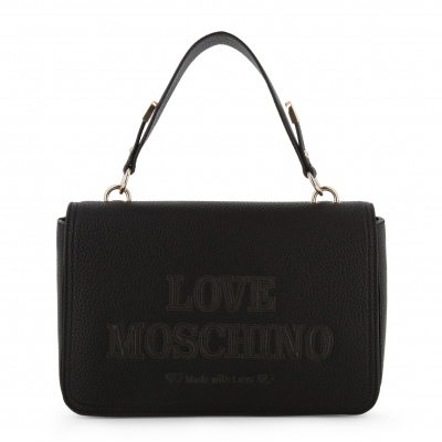 Genti postas Love Moschino JC4288PP08KN Negru